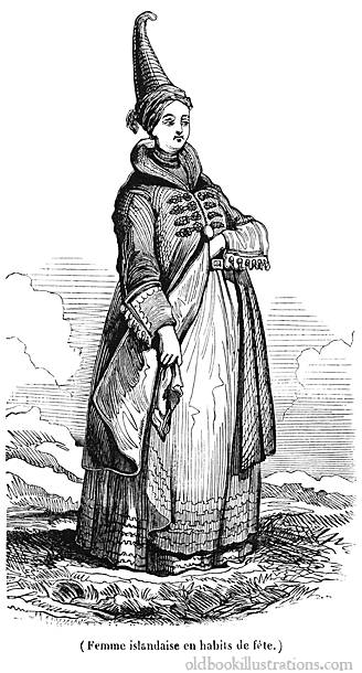 Icelandic-woman
