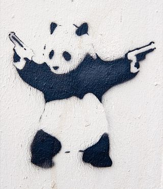 Pandagun
