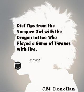Diet tips from the vampire girl with the dragon tattoo